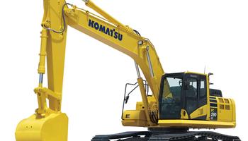 Komatsu - PC290LC-10
