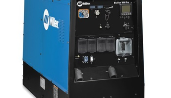 Miller - Big Blue 600 Pro (Kubota)
