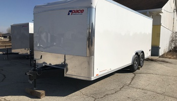 Pace American - Enclosed Trailer