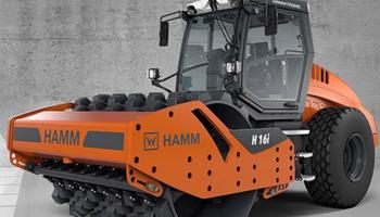 Hamm - H 16i P