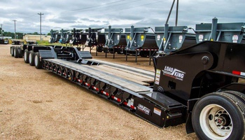 Load King - Equipment Trailer