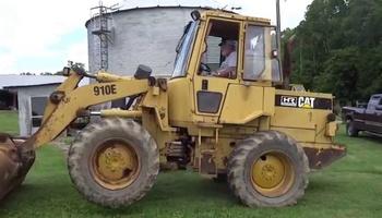 CAT - 910E