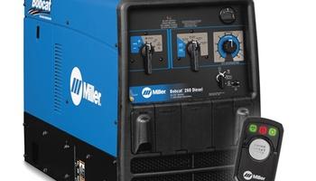 Miller - Bobcat 260 Diesel