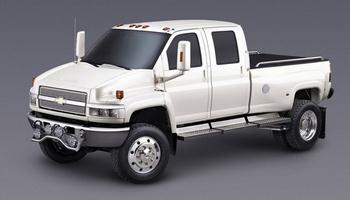 Chevrolet (Chevy) - Silverado 5500 4x4