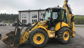 New Holland - B115