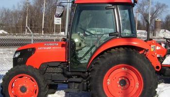 Kubota - M7040