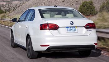 Volkswagen - Jetta Hybrid