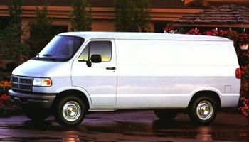 Dodge - Ram 2500 Cargo Van