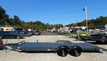 Outlaw - Flatbed Trailer