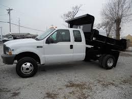 Ford - F350 Dump Truck