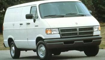 Dodge - Ram 1500 Cargo Van