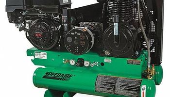 Speedaire - 6EWK4 8 gal. Stationary Air Compressor/Generator