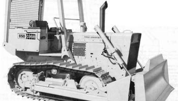 Case - 850L XLT