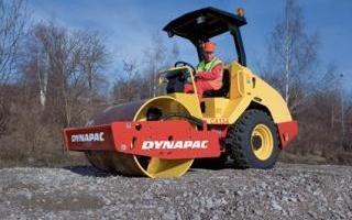 Dynapac - CA134PD