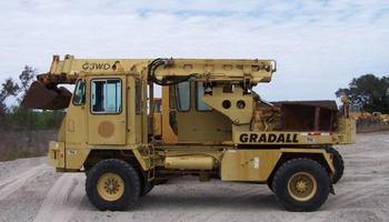 Gradall - G3WD