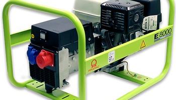 Pramac - E8000 400V 50HZ
