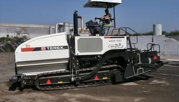 Terex - VDA600