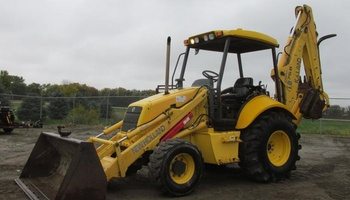 New Holland - LB75.B