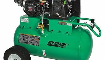 Speedaire - 4NB84 30 gal. 6.5 HP Barrel Portable Gas Air Compressor