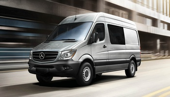 Mercedes-Benz - Sprinter Crew Van 2500