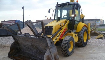 New Holland - LB110
