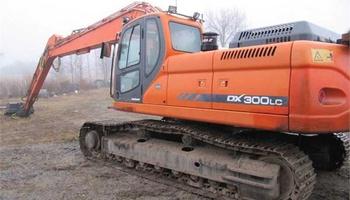 Doosan - DX300LCSLR