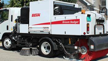 Elgin - Broom Badger