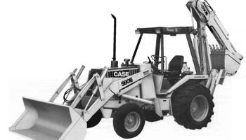 Case - 580 Super E