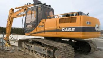 Case - CX210
