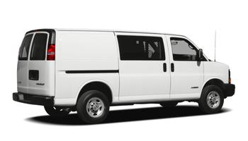 Chevrolet (Chevy) - Express 2500 Cargo Van