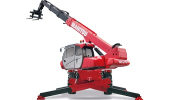 Manitou - MRT 2550 Privilege Plus
