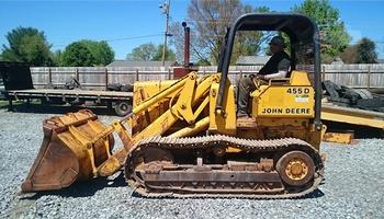John Deere - 455D