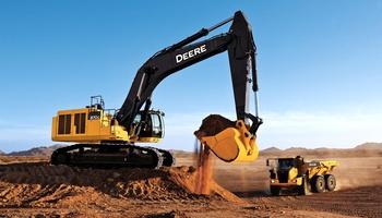 John Deere - 870G Grader