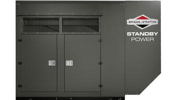 Briggs & Stratton - 100kW Natural Gas Standby Generator