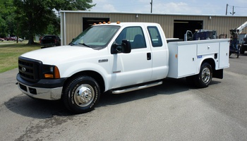 Ford - F350 Utility/ Service