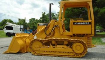 John Deere - 555G