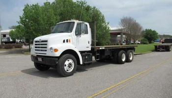 Sterling - L7500 2 TON FlatBed 12ft  BODY