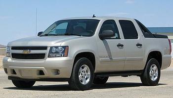 Chevrolet (Chevy) - Avalanche 1500