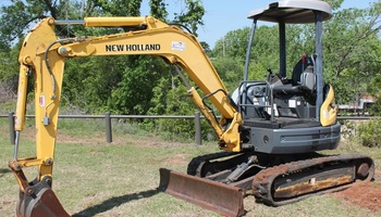 New Holland - E35SR