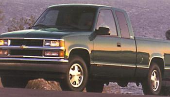 Chevrolet (Chevy) - C1500