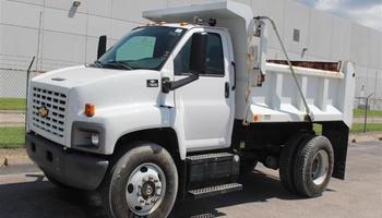 Chevrolet (Chevy) - 6500 Dump Truck