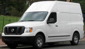 Nissan - NV 2500 Cargo Van