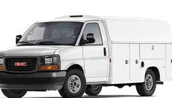 GMC - Savana Utility Van