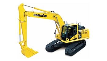 Komatsu - PC240LC-10