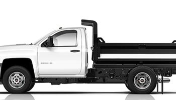 Chevrolet (Chevy) - 3500 Dump Truck