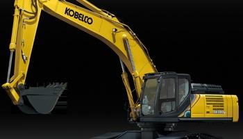 Kobelco - SK390LC-10