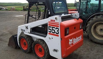 Bobcat - 553