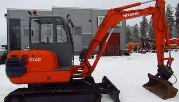 Hitachi - EX40-2