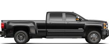 Chevrolet (Chevy) - Silverado 3500