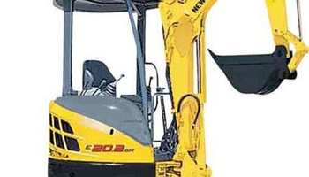 New Holland - E20.2SR